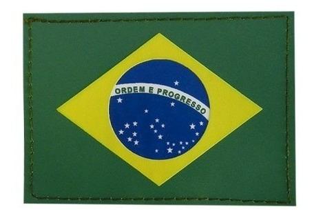 bandeira brasil emborrachada exercito brasileiro rue tatica