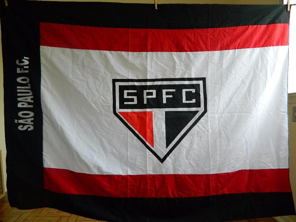 a2125897c18c1 bandeira clube são paulo f.c. = time de futebol. Carregando zoom.