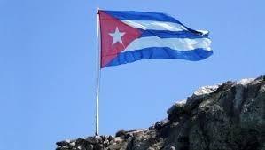 bandeira cuba 1,5mx90cm festas decoração