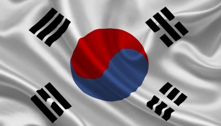 Resultado de imagem para coreia do sul bandeira