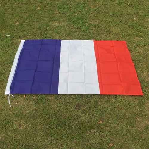 bandeira da frança grande 150cm x 90cm bonita e barata