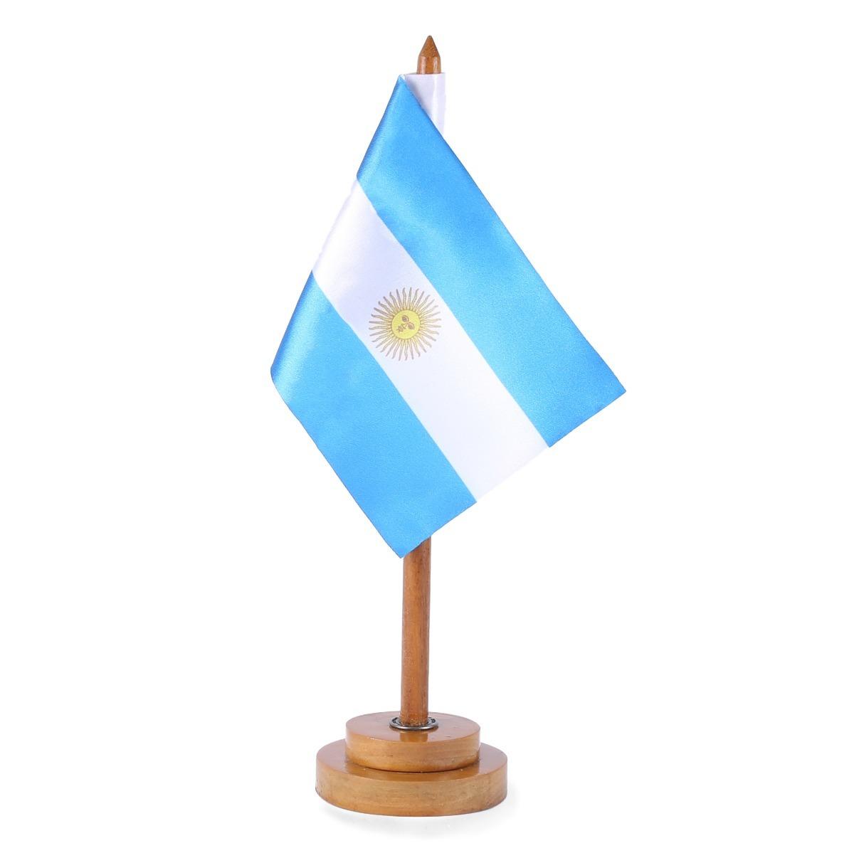 Bandeira De Mesa Argentina