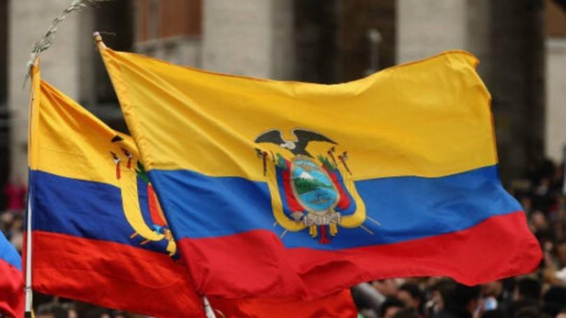 Resultat d'imatges de equador bandeira