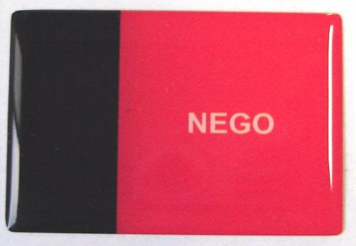 bandeira estado da paraíba nordeste brasil 6x4cm - bre