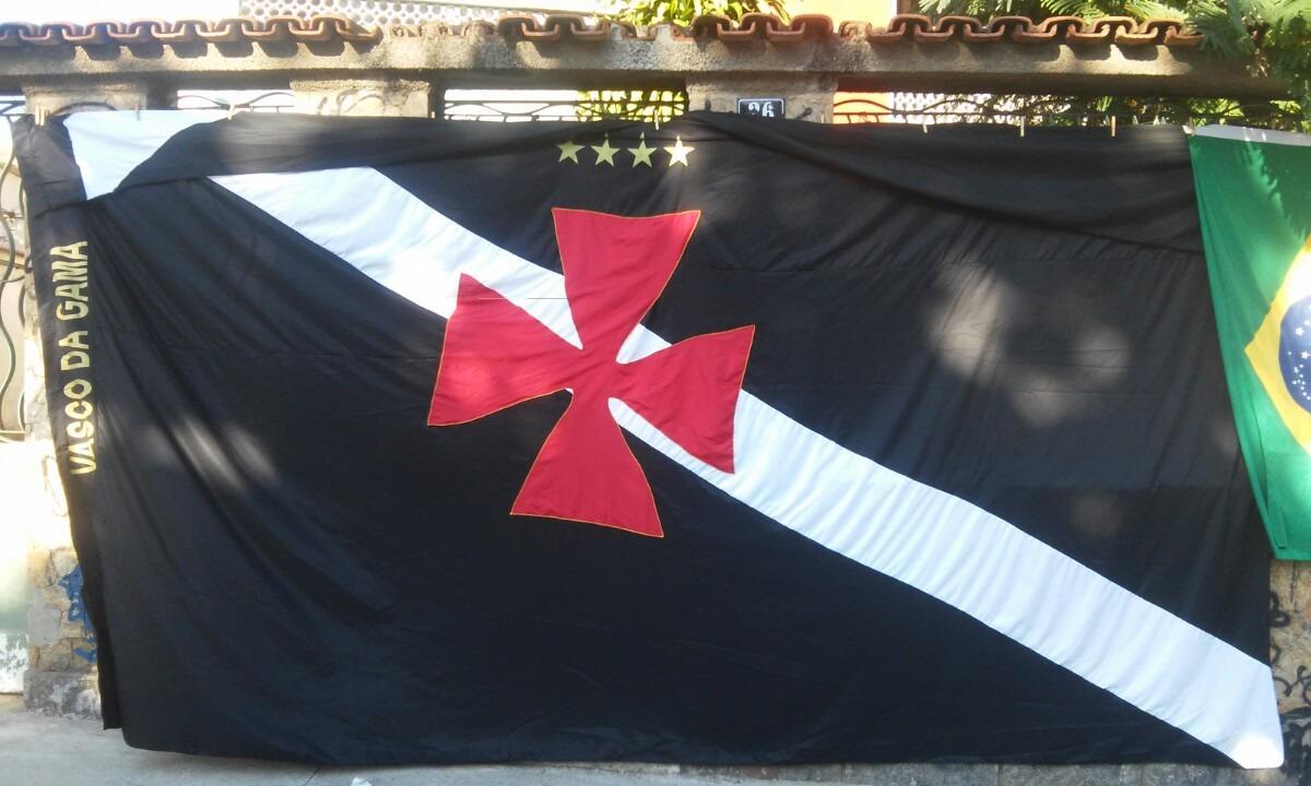 64646d108aec2 bandeira gigante vasco da gama 2.90 altura 4.90 de comprime. Carregando  zoom.