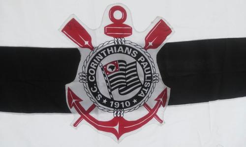 bandeira média corinthians