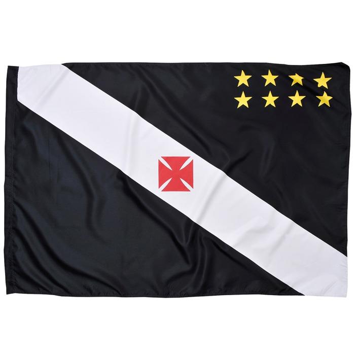 330af5b2d8 Bandeira Mitraud Torcedor Vasco Da Gama - 65 X 45 Cm - R  65