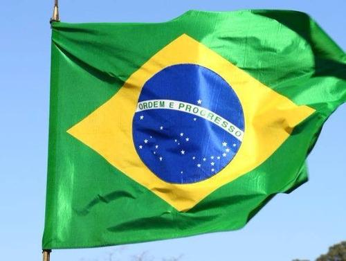 bandeira oficial do brasil ! 2,00x1,40m! últimas peças!