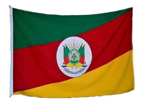 bandeira oficial do rio grande do sul tam 135x193cm