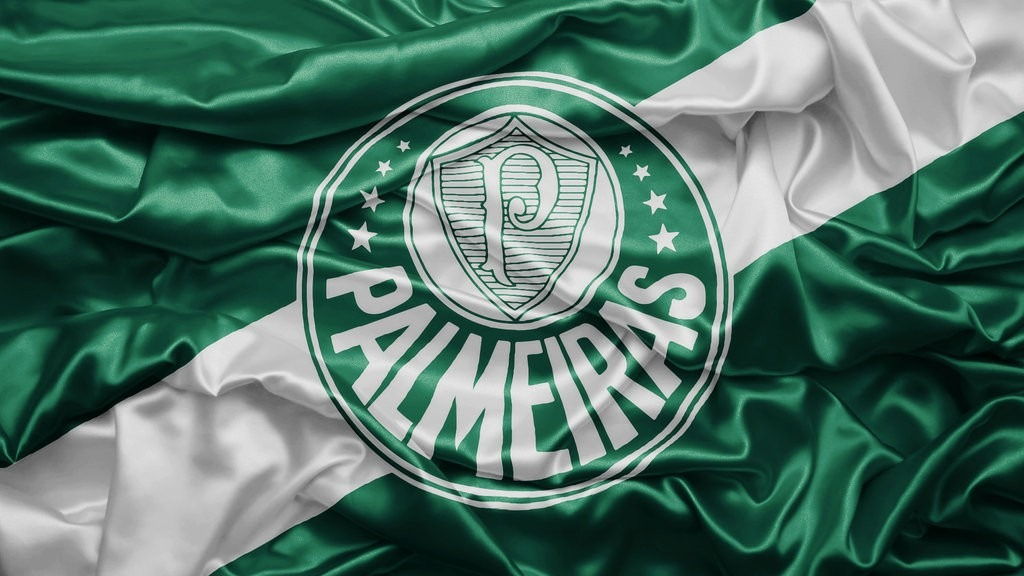 Bandeira Oficial Palmeiras Distintivo D  2 Lados 1.92 X 1.35 - R ... 2c8747c0a21c0