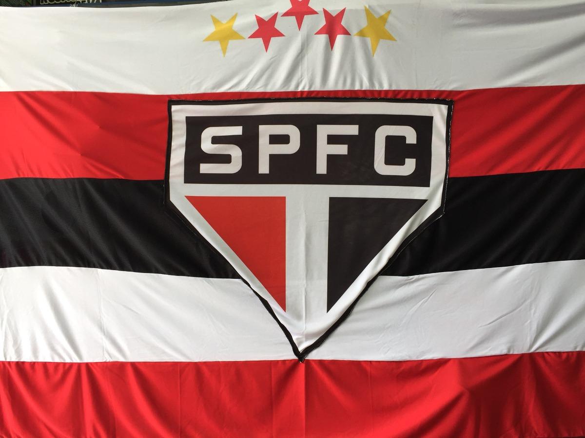 Bandeira são paulo grande escudo costurado em mercado livre jpg 1200x900  Bandeira do sao paulo 0a9dda03bbfed