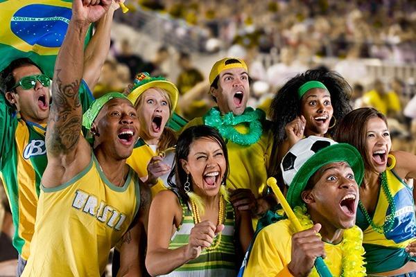 af21822f76 Bandeira Torcida Brasil Para Copa Do Mundo - R  34