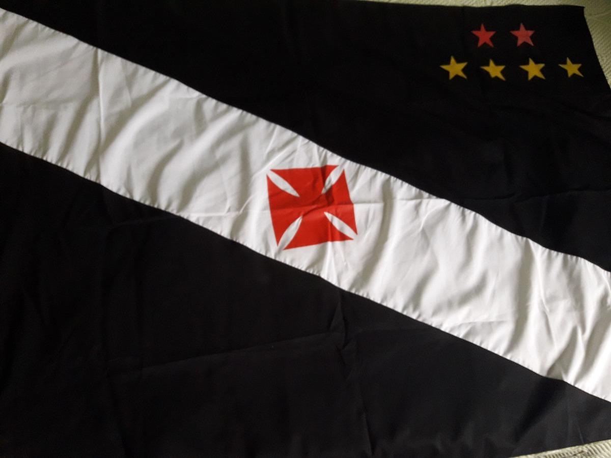 8e1515af34 Bandeira Vasco Da Gama 128 X 90 Cm - R  120