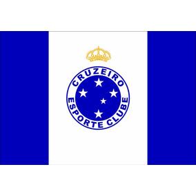89b93c223ed15 Bandeira Do Cruzeiro - Bandeiras no Mercado Livre Brasil