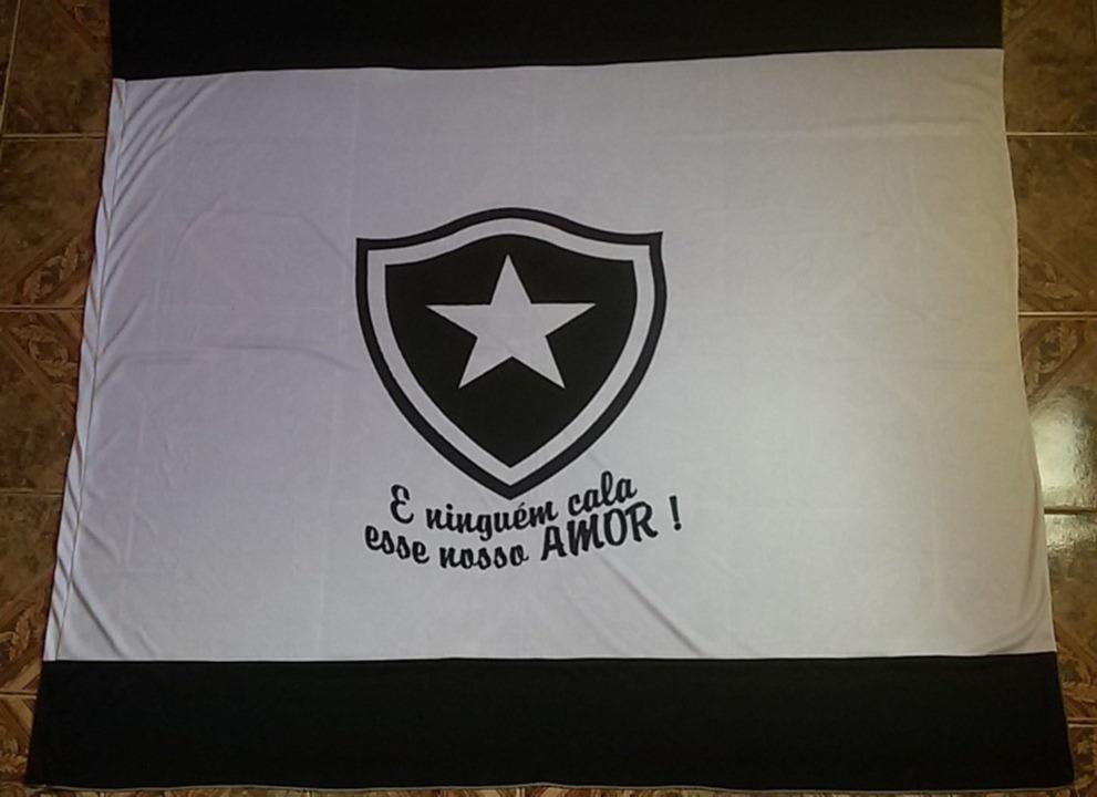 9059c086a9 Bandeiras De Times De Futebol - Botafogo - R  27