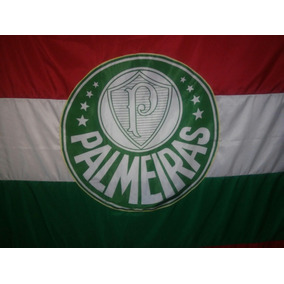 42f1a6e0ff478 Bandeira Palmeiras Italia - Futebol no Mercado Livre Brasil