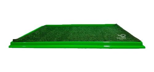 bandeja alfombra sanitizante desinfectante calzado 70x53cm