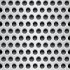 bandeja aluminio plana perforada 44 x 32 cm