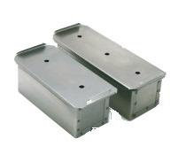 bandeja bagueteras aluminio panaderia 70x45 carro latas