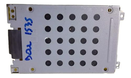 bandeja caddy hdd disco rigido para notebook dell 1535