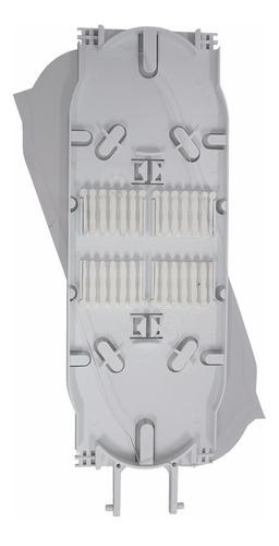 bandeja caixa de emenda fibracem 24fo