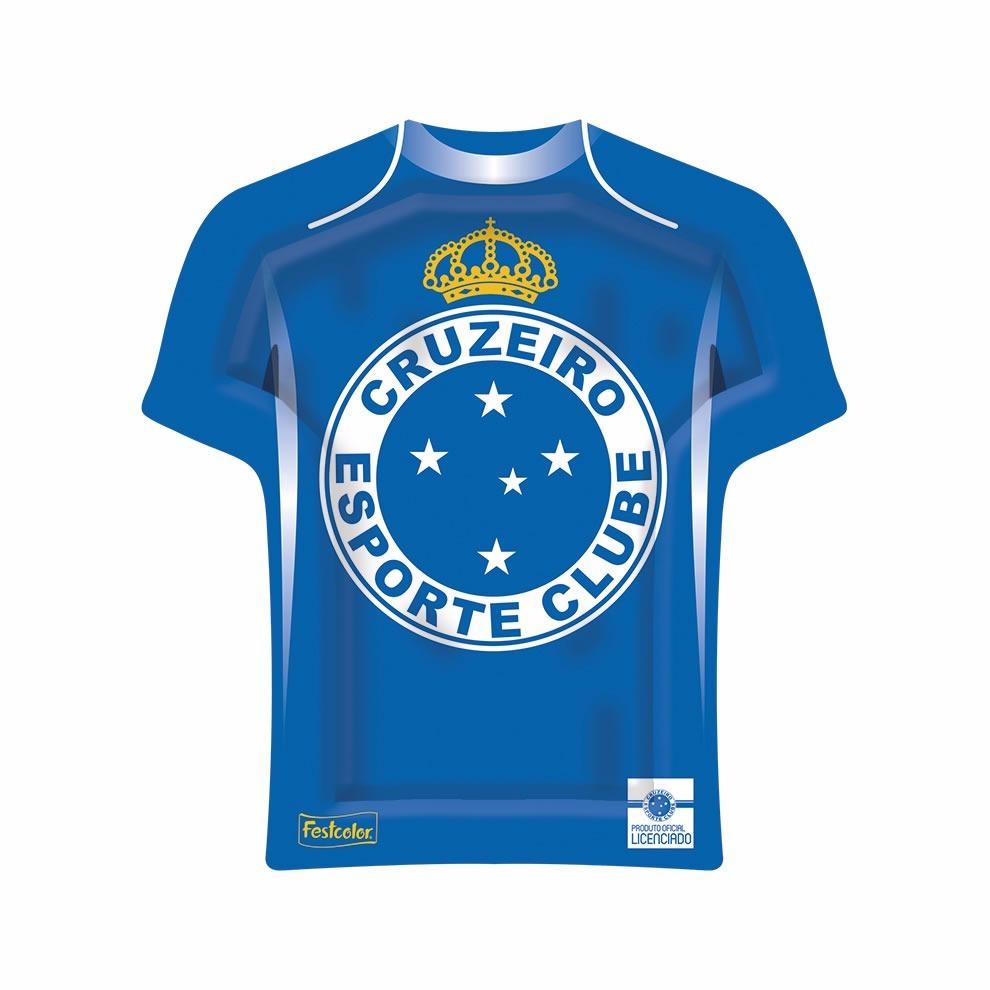 e4686329616df bandeja camisa para festa do cruzeiro esporte clube. Carregando zoom.