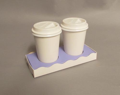 bandeja cupcake x2 vasos take away delivery (x50u) - 008