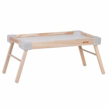 bandeja de cama madera reclinable tramontina