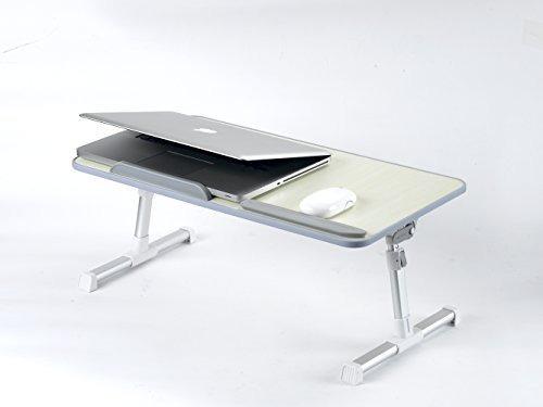 bandeja de cama portátil mesa ajustable soporte para portáti