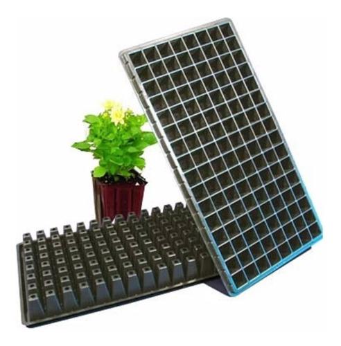 bandeja de germinacion de 27 x 54 x 6 cm usos diversos 1 pz