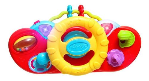 bandeja de juego playgro volante auto musical