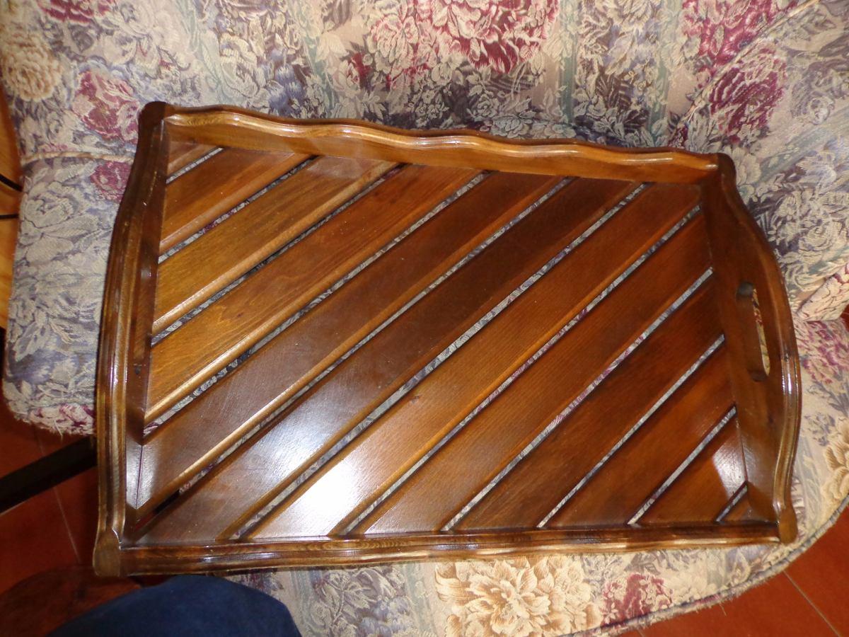 Bandeja de madera en mercado libre - Bandeja de madera ...