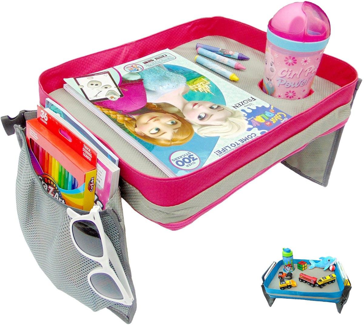 7d5747c2366b bandeja de viaje para niños - bandeja para coche con asie. Cargando zoom.