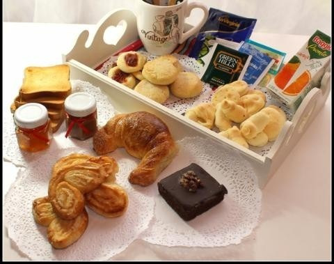 bandeja desayunos, meriendas, tortas todo artesanal
