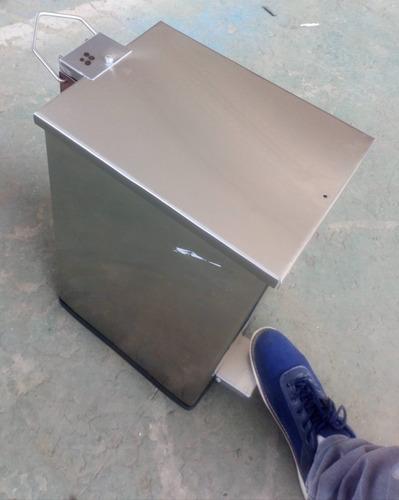 bandeja desinfectante para calzado