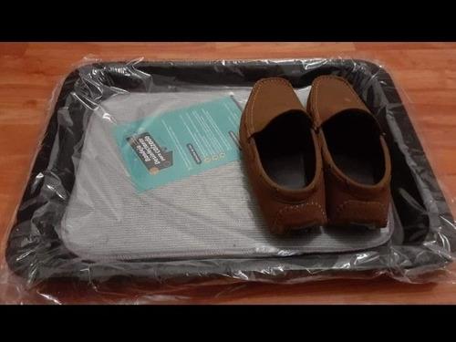 bandeja desinfectante para zapatos ¿¿