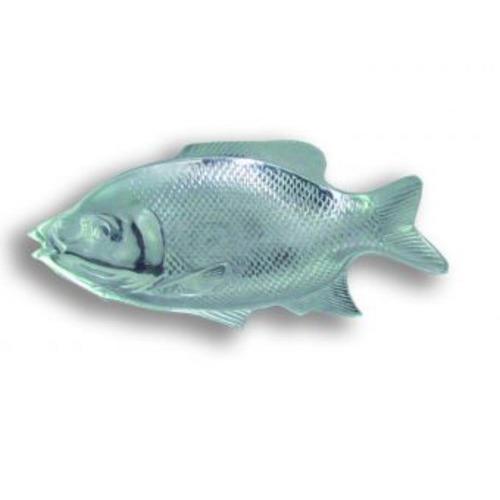 bandeja en aluminio estilo pescado