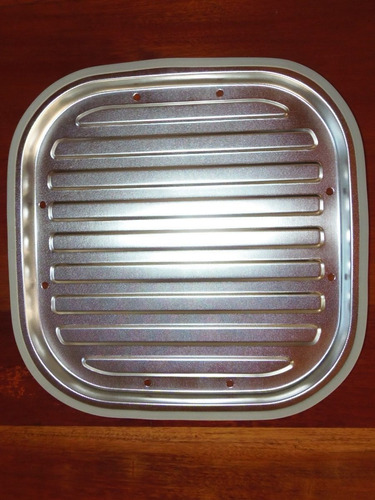 bandeja escurridor fregadero 33 cm x 33 cm x 2 cm  shakura