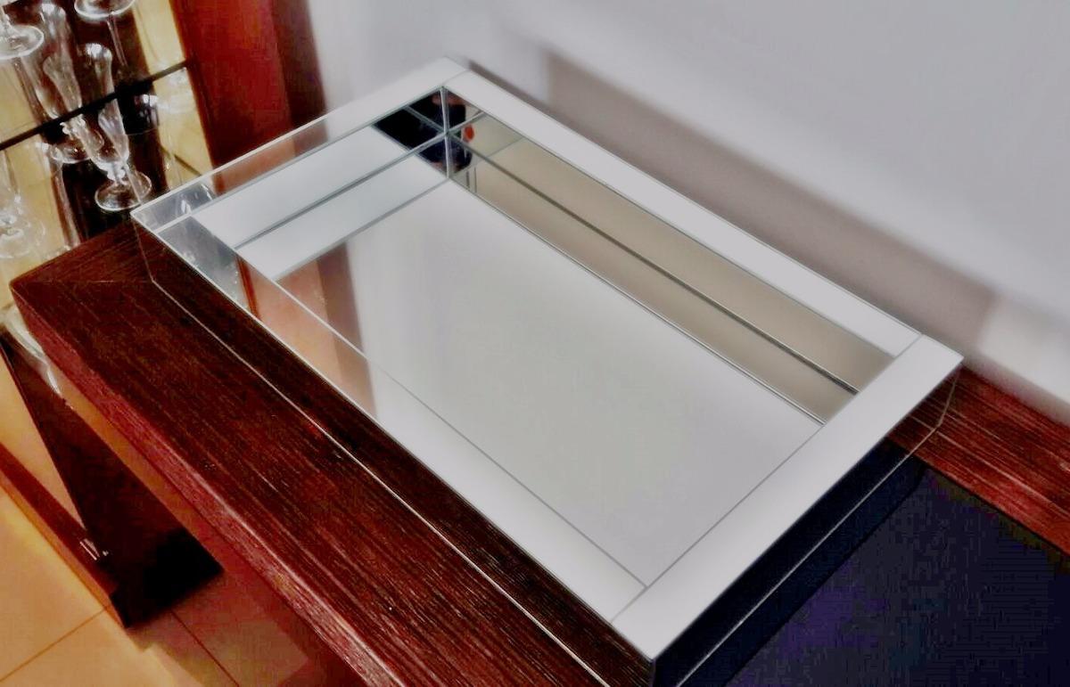 Bandeja Espelhada Decora O Para Casa Sala Bar Cozinha R 399 00  -> Ligar Sala E Cozinha