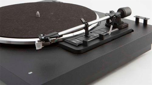 bandeja giradisco thorens td-158 automática tapa acrilico
