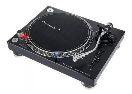 bandeja giradiscos pioneer plx-500 k vinilo negra soundgroup