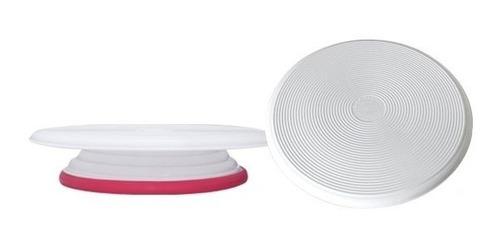 bandeja giratoria - plato base para tortas giraparpen