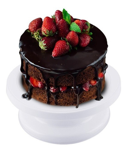 bandeja giratoria posa tortas