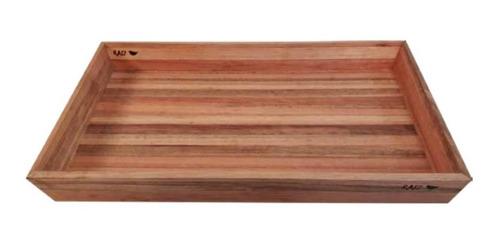 bandeja grande mod. wei - raiz - madera pura