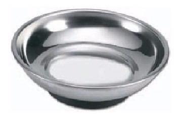 bandeja imantada plato acero inoxidable 150 mm bremen® 2566