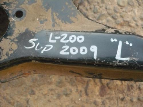 bandeja l200 2009 avispa sup izq - usada - lea descripción