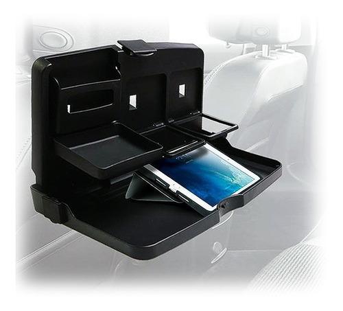 bandeja para auto multiproposito soporte tablet noga car desk 3 plegable 2 posavasos gtia oficial