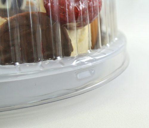 bandeja para bolo base branca s32