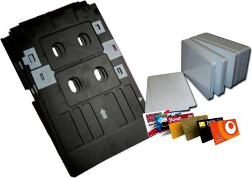 bandeja para credenciales tarjetas de pvc para t50 y r290
