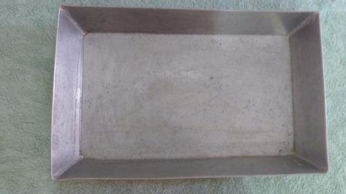 bandeja para hornear extra-fuerte 47.5 x 29.5 x 7.7 cm.